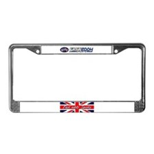 Fast eddy Sports/Triumph License Plate Frame