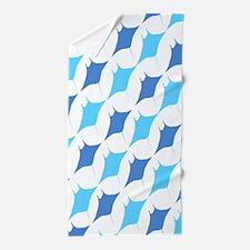 Manta Rays Beach Towel
