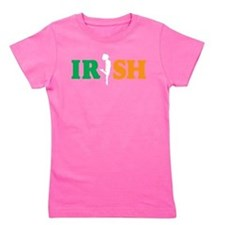 Cute Feis Girl's Tee