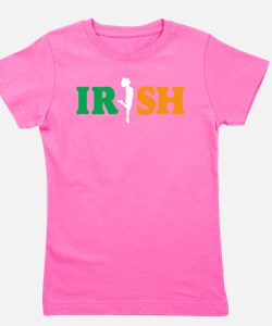 Irish dancing Girl's Tee
