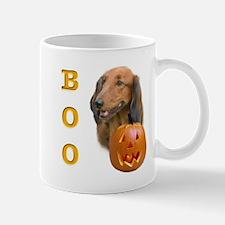 Longhair Dachshund Boo Mug