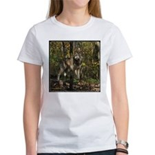 Wolf in Trees Tee