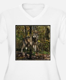 Wolf in Trees T-Shirt