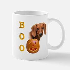 Smooth Dachshund Boo Mug