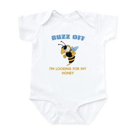 Buzz Off Bee Infant Bodysuit