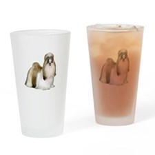 Shih Tzu (show) Drinking Glass