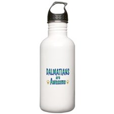 Dalmatians are Awesome Water Bottle