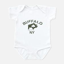 Buffalo Irish Infant Bodysuit