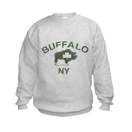 Buffalo Irish Kids Sweatshirt