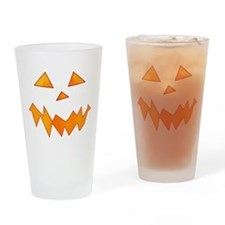 Jack O Laugh Drinking Glass