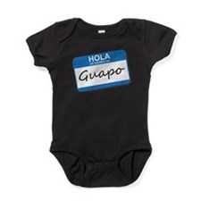 Cool Mexican Baby Bodysuit