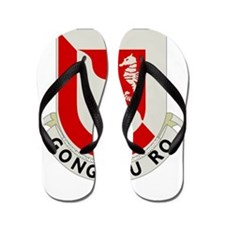 14th Army Engineer Battalion Military.p Flip Flops