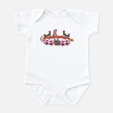 Delaware Infant Bodysuit