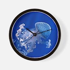 Phyllorhiza Punctata Wall Clock