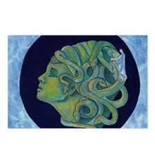 Asclepius' Path Postcards (Package of 8)