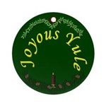 Joyous Yule Tree Ornament