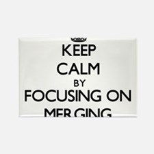 Keep Calm by focusing on Merging Magnets