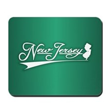 New Jersey State of Mine Mousepad