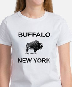 Dark Vintage Buffalo Women's T-Shirt