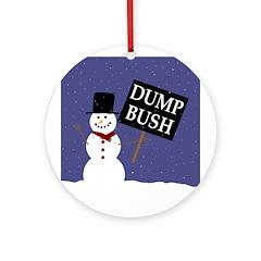Snowman Says