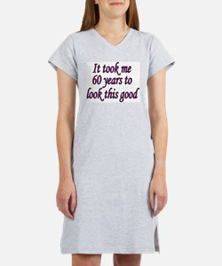 Cute Over hill Women's Nightshirt