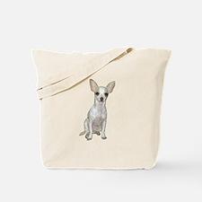 Chihuahua (W) Tote Bag