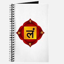 Muladhara Root Chakra Journal