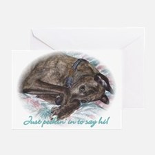 GREYT LOVE CONNECTION GREETING CARDS (Pk of 10)