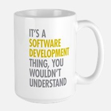 Software Development Thing Mug