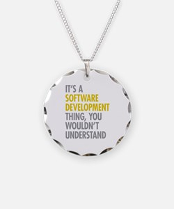 Software Development Thing Necklace