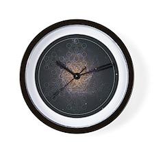 Luminous Tree of Life Wall Clock