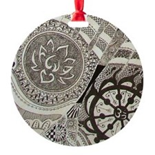 Durga Detail Ornament