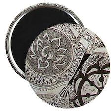 Durga Detail Magnets