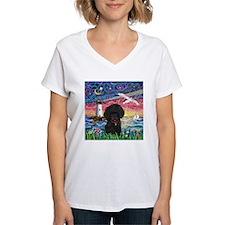 Seagull-BlackToyPoodle Shirt