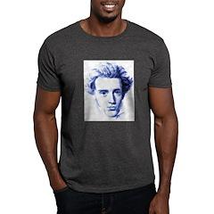 Blue Kierkegaard T-Shirt