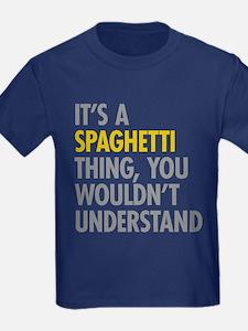 Its A Spaghetti Thing T