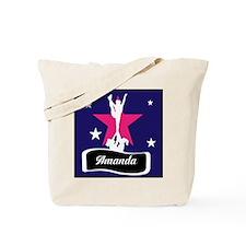 Allstar Cheerleader Tote Bag
