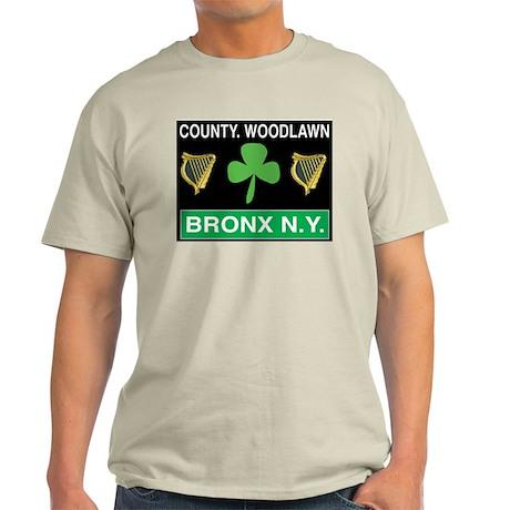 County Woodlawn Light T-Shirt