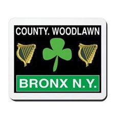 County Woodlawn Mousepad