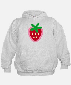Strawberry Solitaire Hoodie