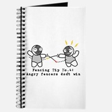 Angry Fencers Journal