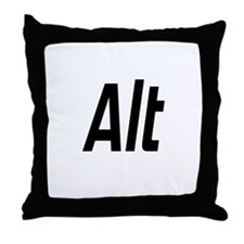 CTRL----ALT----DEL Throw Pillow