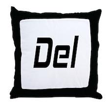 CTRL----ALT----DEL Throw Pillow