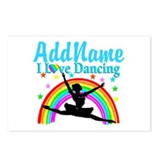 DANCERS DREAMS Postcards (Package of 8)