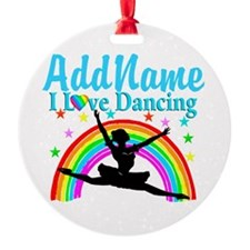 DANCERS DREAMS Ornament
