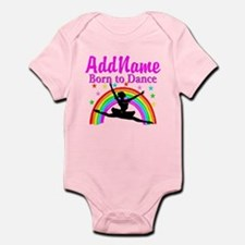 BORN DANCING Infant Bodysuit