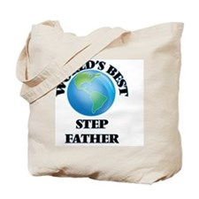 World's Best Step-Father Tote Bag