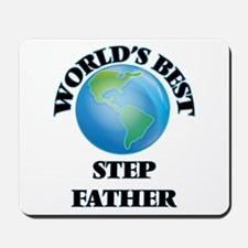 World's Best Step-Father Mousepad