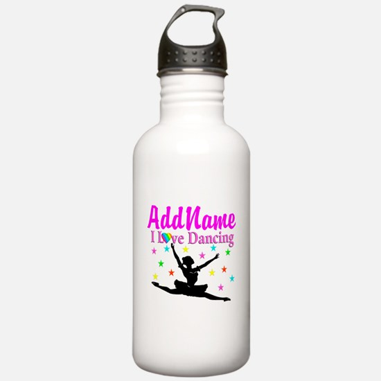 FOREVER DANCING Sports Water Bottle
