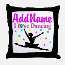 FOREVER DANCING Throw Pillow